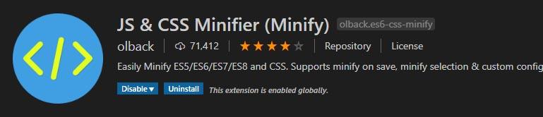 como comprimir mi codigo html o css o javascript
